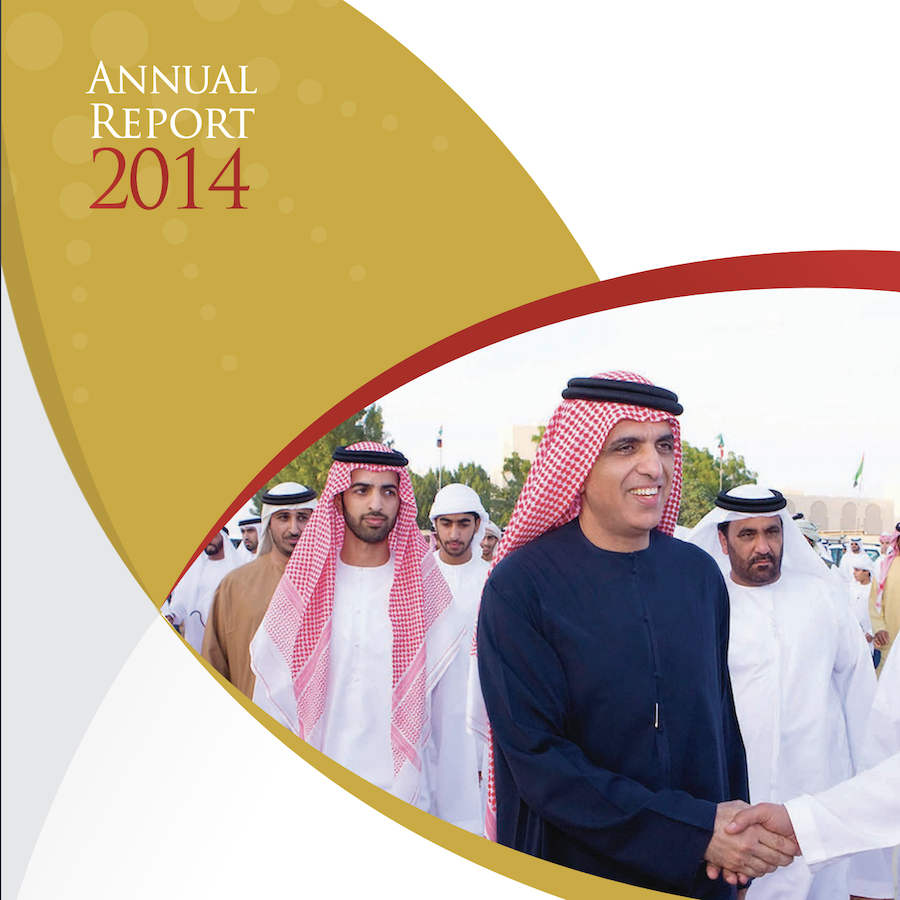 Sheikh Saud bin Saqr Al Qasimi Foundation for Policy Research 2014 Annual Report